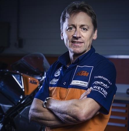 Mika Kallio sera le pilote d'essai KTM en MotoGP