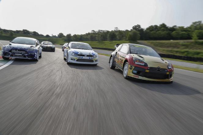 Le nouveau championnat du monde de rallycross débute le week-end prochain!