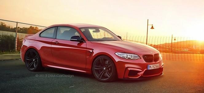 BMW M2 : elle arrive fin 2015 avec 375 ch