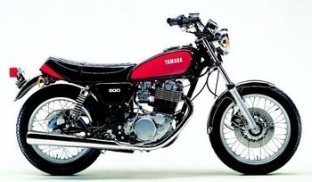 Yamaha 500 XT : LE gromono sauce japonaise.