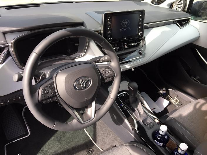 Toyota Corolla 2019 : les premières images de l'essai en direct + Premières impressions