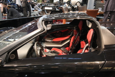 Top Marques 2008 : K1 Roadster, slovaque pas fantasque