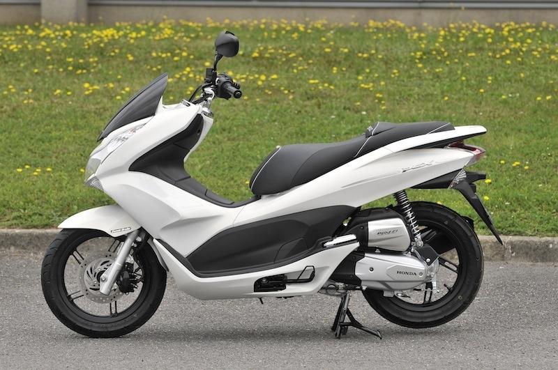 Honda PCX 125 Limited Edition : les clichés disponibles !