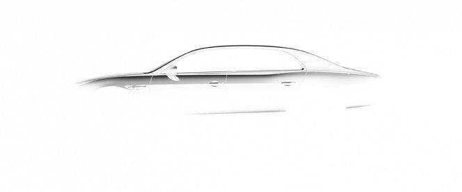 Genève 2013 : Bentley introduit la nouvelle Flying Spur