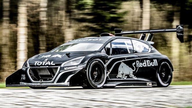 Peugeot va-t-il tenter de battre le record du Nürburgring avec sa 208 T16 PP ?