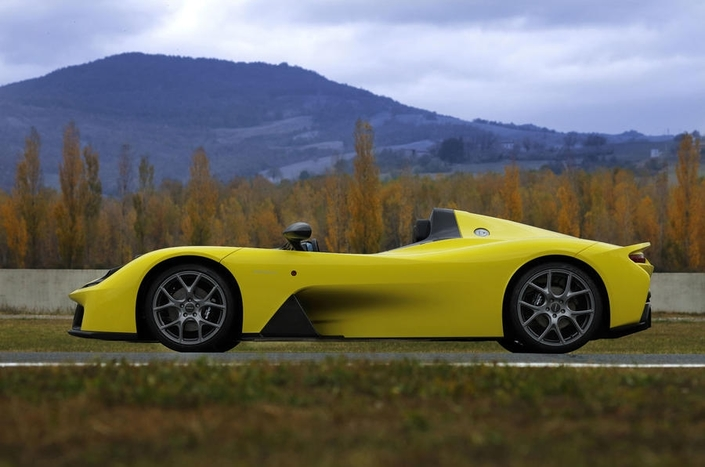 Dallara dévoile sa toute première voiture, la Stradale