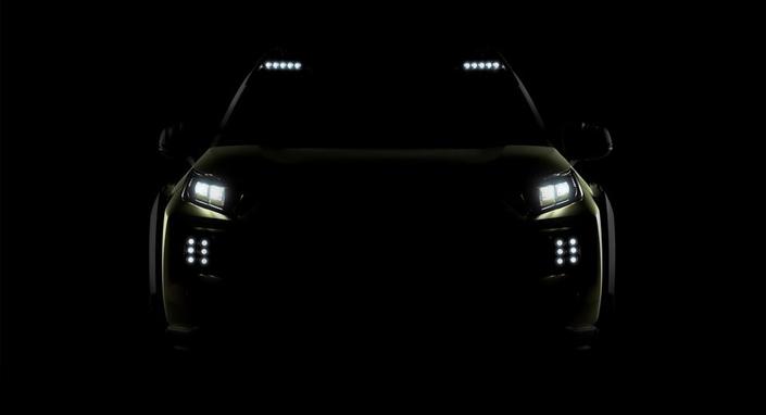 Salon de Los Angeles : le concept Toyota FT-AC s'annonce