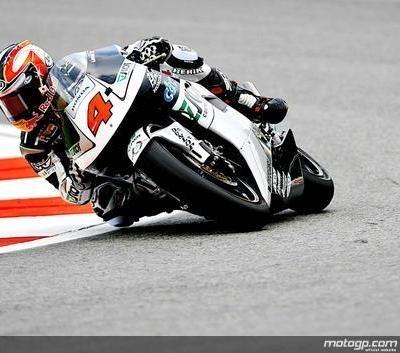 Moto GP - Honda: Aoyama revient de loin