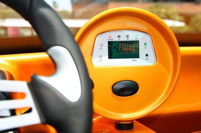 Salon de Londres : le véhicule électrique MyCar de Nice Car Company