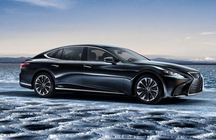 Nouvelle Lexus LS: prix à partir de 97000€