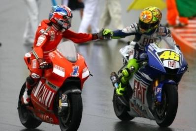"""Moto GP - Allemagne Rossi: """"Nous devons nous concentrer sur Stoner"""""""