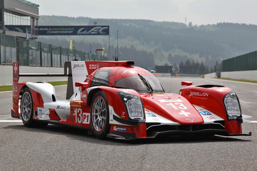 La 1ère LMP1-L débutera en compétition le week-end prochain