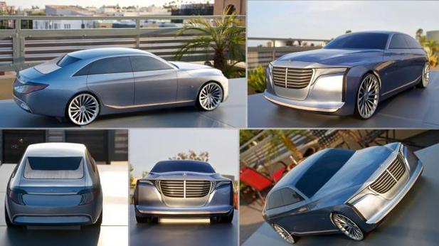 Mercedes: pourquoi pas une Classe U au-dessus de la S?