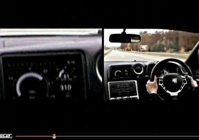 Vidéo : quand GT5 et GT-R se rencontre : 310 km/h en R35 !