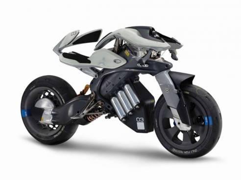 Yamaha: le concept Motoroid à nouveau récompensé