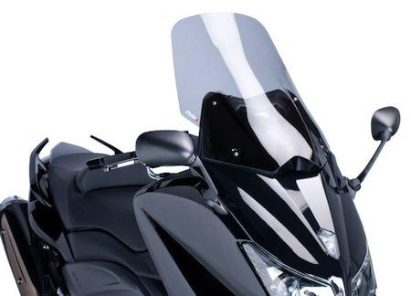 Puig habille le Yamaha T-Max 530