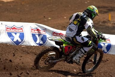 Outdoor US lites : Budds Creek pour Villopoto