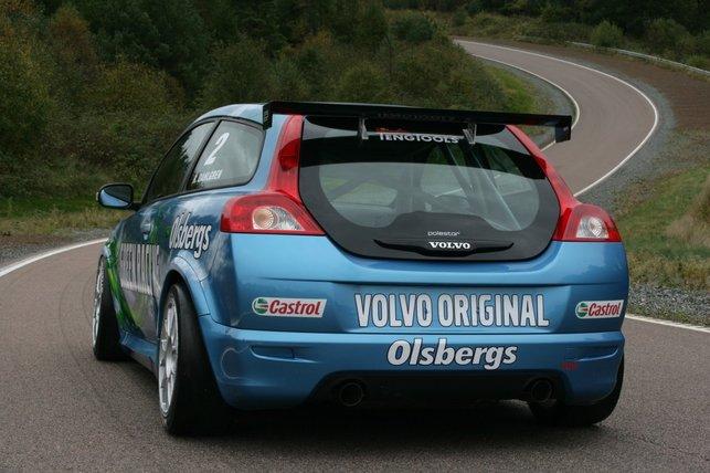 Championnat WTCC : la Volvo C30 à l'E85 prend le départ