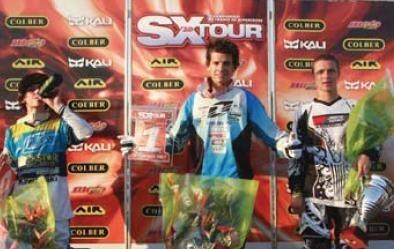 SX Tour 2010 : Cyrille Coulon et Alexis Gaudrée s'imposent en ouverture