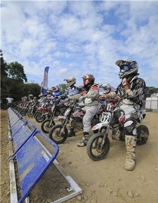 Le 20 juillet rendez vous à Baho pour le Pit Bike...