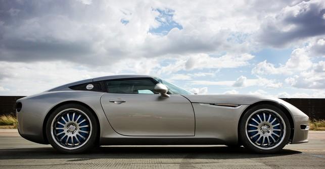 Salon de Londres : Lightning GT électrique