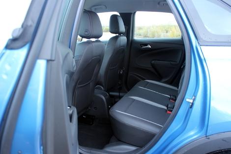 Essai - Opel Crossland X 1.6 Diesel 99 : pâle copie
