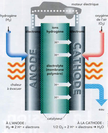 L'hydrogène, l'avenir !
