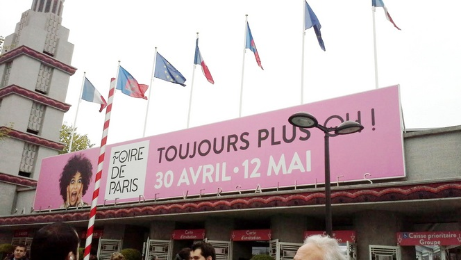 Découverte vidéo - Foire de Paris : et l'auto alors ?