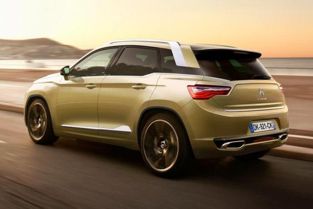 Futur Citroën DSX: comme ça?