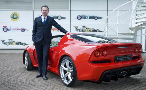 Jean-Marc Gales, ex-dirigeant de PSA, nommé à la tête de Lotus