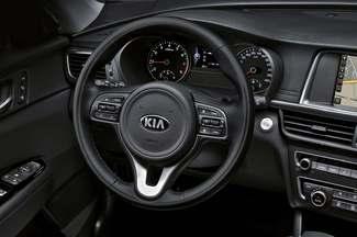 Scoop : la Kia Optima s'échappe sur la toile