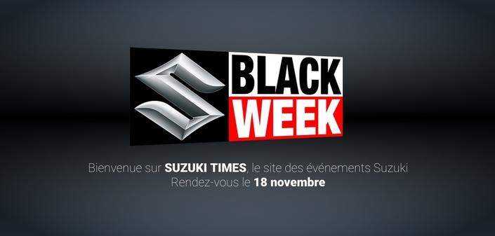 "Suzuki lance demain le ""SuzukiTimes.com"""