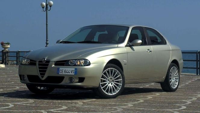 L'avis propriétaire du jour : tectoniktout nous parle de son Alfa Romeo 156 2.4 JTD 175 TI