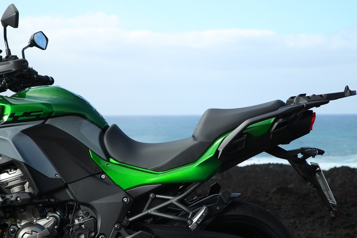 Essai Kawasaki Versys 1000 mod. 2019