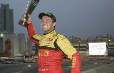 WRC: Galli officiel Pirelli pour deux rallyes