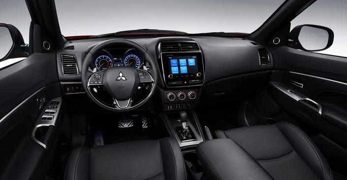 Salon de Genève 2019 - Mitsubishi ASX: gros restylage