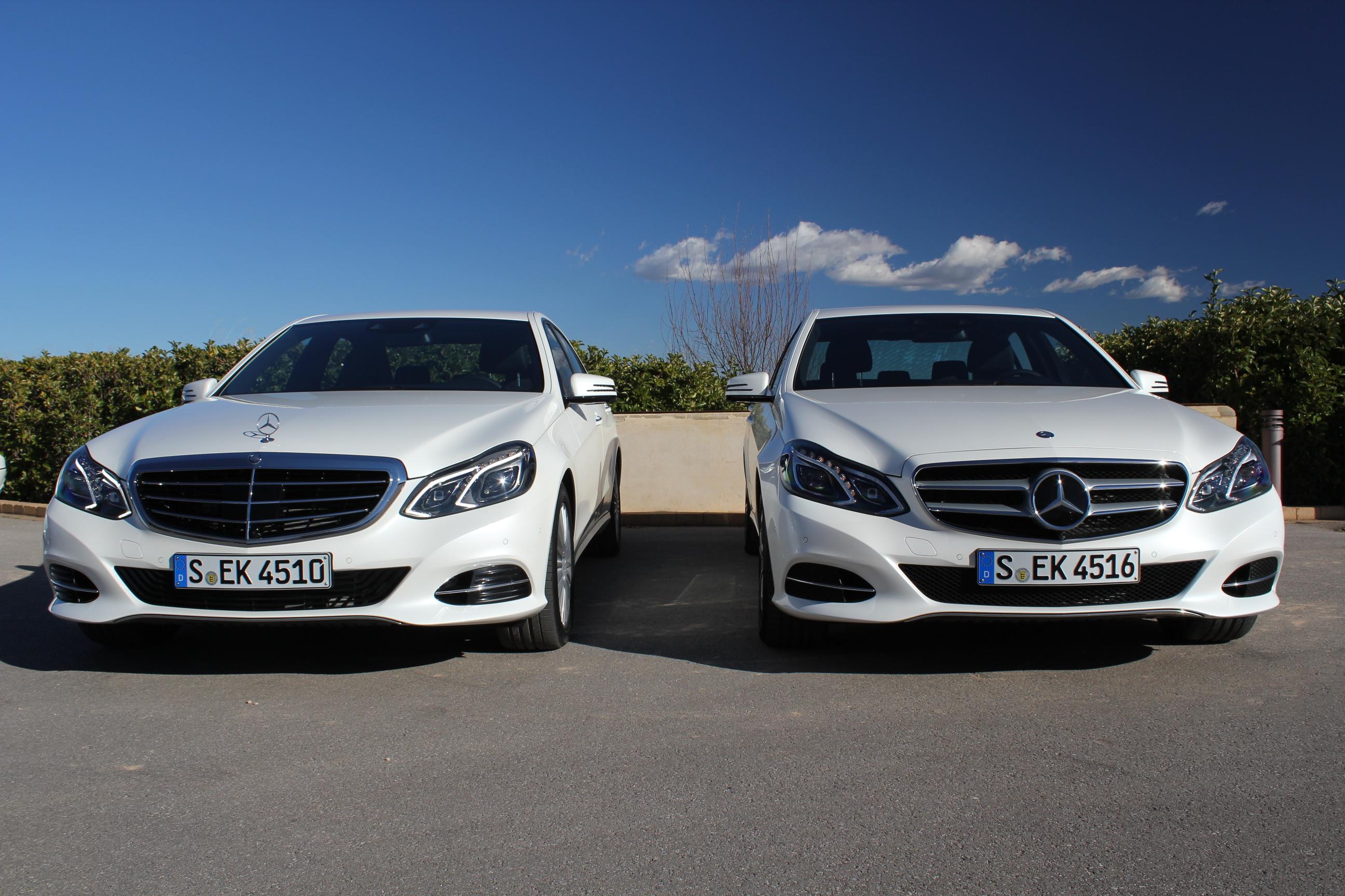 Essai Vid O Mercedes Classe E Restyl E Op Ration S Duction