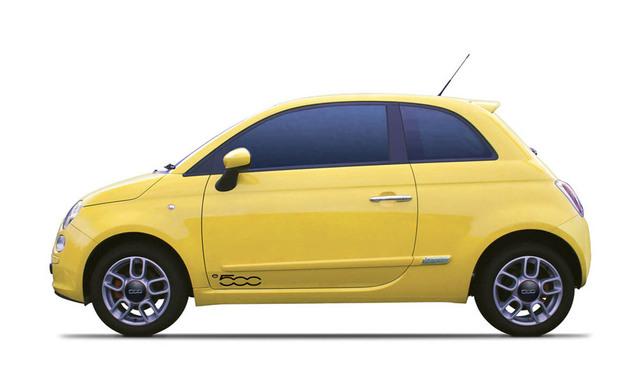 Salon de Londres : la Fiat 500 électrique concoctée par Micro-Vett