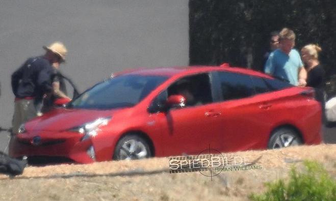 Surprise : voici la nouvelle Toyota Prius