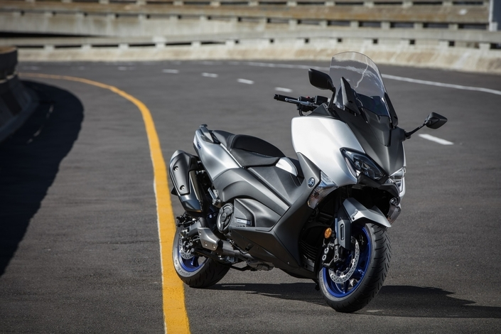 Rappel: Yamaha rappelle ses 530 T-Max en vue d'une reprogrammation de l'ECU