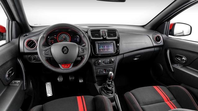 Renault : la Sandero RS en série spéciale Racing Spirit