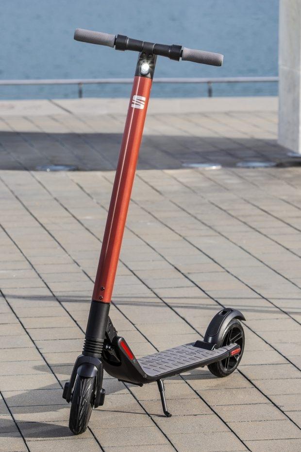 Électrique: le constructeur automobile Seat prépare un scooter