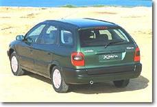 Citroën Xsara : discrète et séduisante