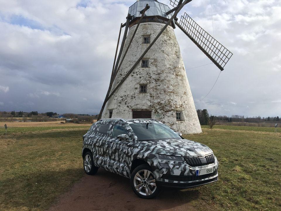 Toutes les photos et infos du SUV Tchèque — Skoda Karoq