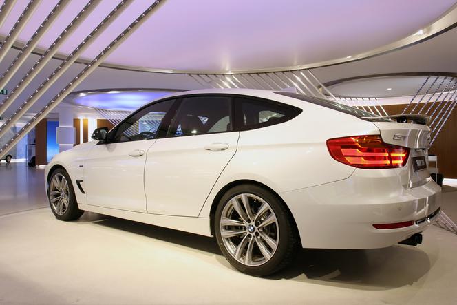 Salon de Genève 2013 : BMW Série 3 Gran Turismo, la présentation en avant première