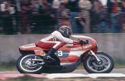 Patrick PONS : premier pilote français champion du monde de vitesse.