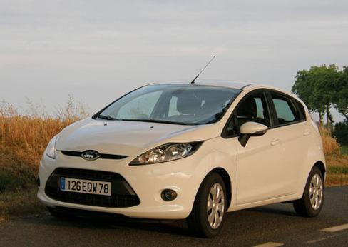Essai - Ford Fiesta 1.6 TDCi ECOnetic : les tics de l'économie, sans excès