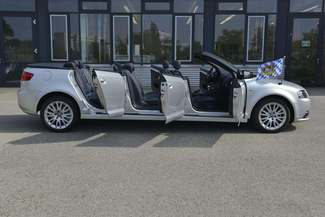 Insolite : Audi a fabriqué une A3 Cabriolet 8 places
