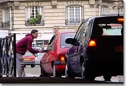 Les automobilistes français étaient-ils généreux ?