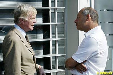 Formule 1 - Mosley: Ron dénie toute responsabilité